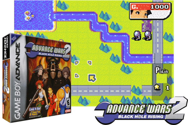 ADVANCE WARS 2 : BLACK HOLE RISING [EUROPE]