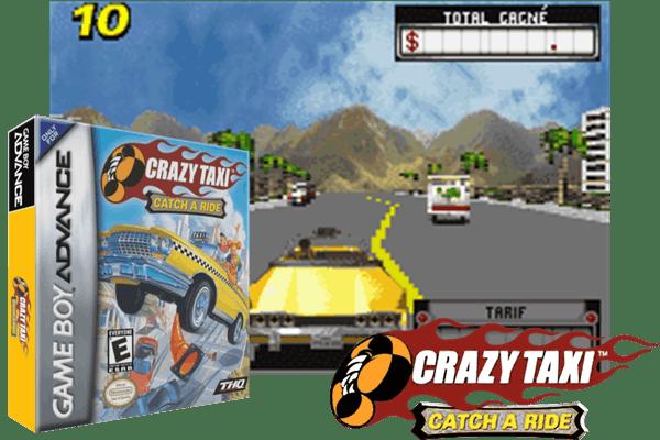 Top 12 Crazy Taxi Game - Gorgeous Tiny