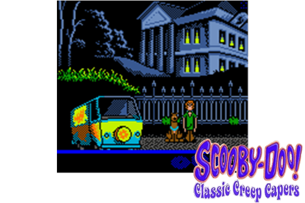 scooby doo classic creep capers gameboy color