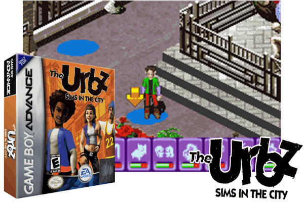 THE URBZ: SIMS IN THE CITY [USA]