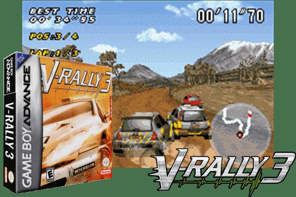 V-RALLY 3 [EUROPE]