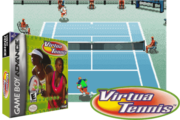 VIRTUA TENNIS [EUROPE]