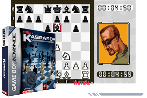 VIRTUAL KASPAROV [EUROPE]