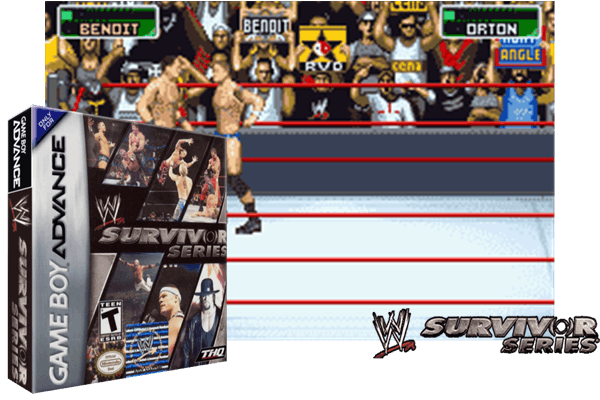 WWE SURVIVOR SERIES [USA]
