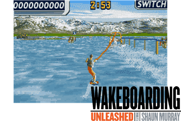 WAKEBOARDING UNLEASHED FEATURING SHAUN MURRAY [EUROPE]