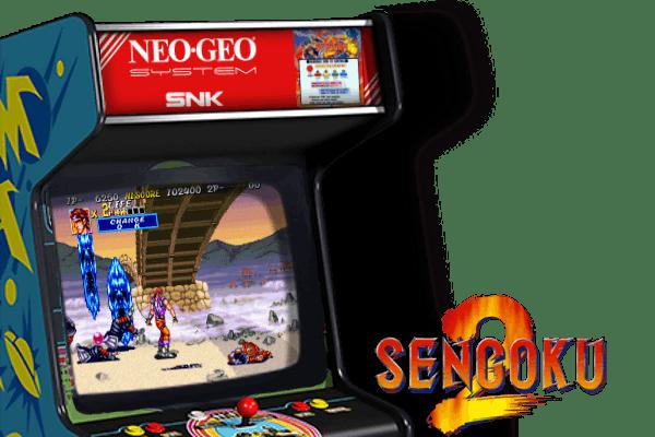 SENGOKU 2 - (Neo-Geo) - BoutiqueDuGeek fr